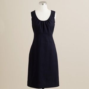 J.crew Superfine Allura Shift dress